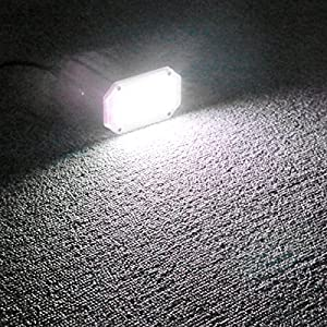 Mini LED Strobe Light, Sound Activated and Flash Speed Control Party Light with 36 Super Bright Leds Stage Lighting for Home Room Dance Parties Birthday DJ Bar Karaoke Xmas Wedding Show Club Pub