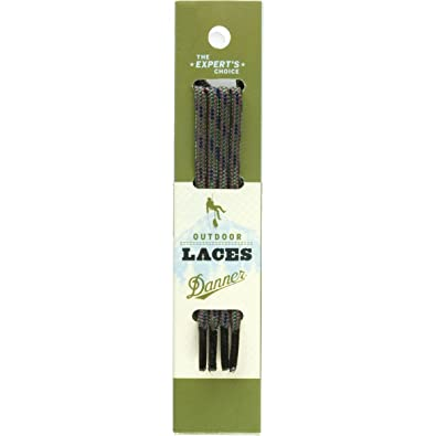 Amazon.com: Danner Boot Laces Brown/Green/Blue, 14 Eyes/54in ...