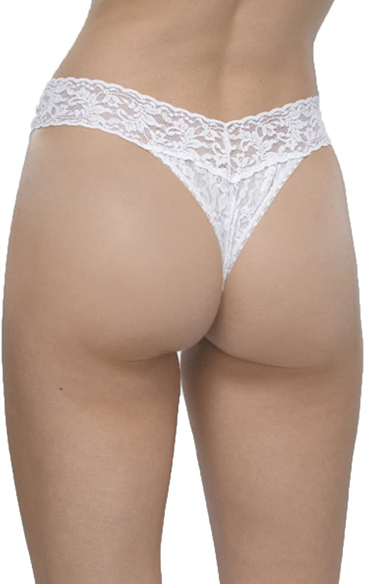 Hanky Panky 3 Pack Original Signature Lace Thong
