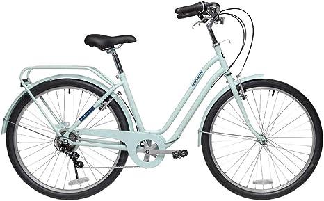 MLSH Bicicleta Deportiva de Ocio Retro, Bicicletas de Carretera de ...