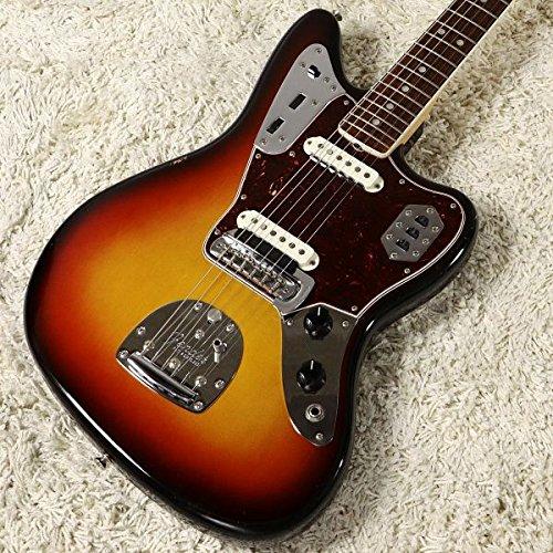 Fender USA/American Vintage 65 Jaguar 3-Color Sunburst フェンダー B07CWGZ5J7