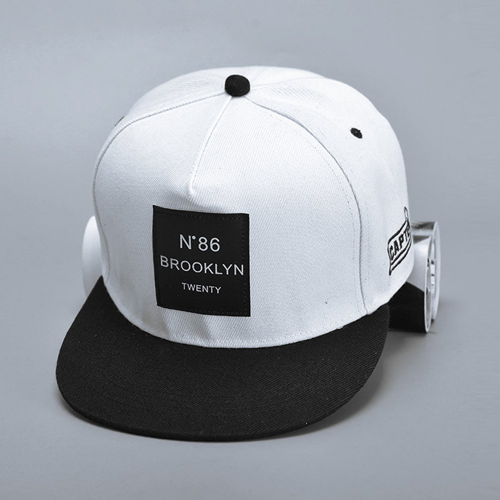 2018 New Men/'s Fashion Bboy Hip Hop adjustable Baseball Snapback Hat cap Cool