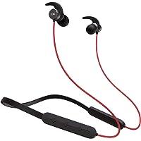 boAt Rockerz 255 Pro Fast Charging Bluetooth Headset (Raging Red)