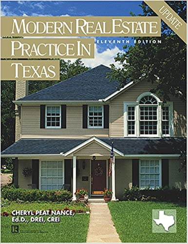 Download Modern Real Estate Practice in Texas PDF