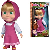 Masha and The Bear Shake and Sound Doll toys for kids, ages 3+