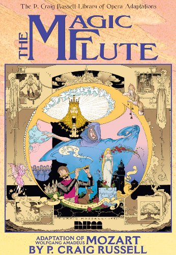 P. Craig Russell Library of Opera Adaptations, V. 1: The Magic Flute