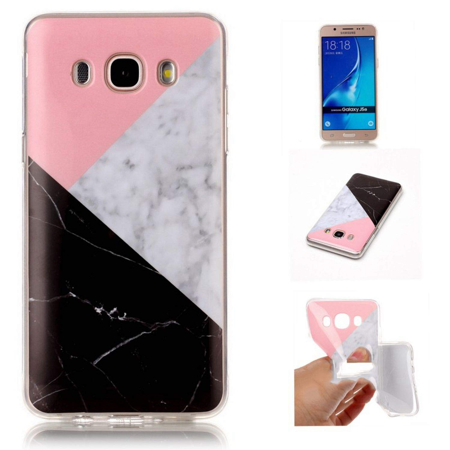 Amazon.com: Cover Case for Samsung Galaxy J5 J500FN J510FN ...