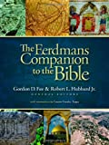 The Eerdmans Companion to the Bible, , 0802838235