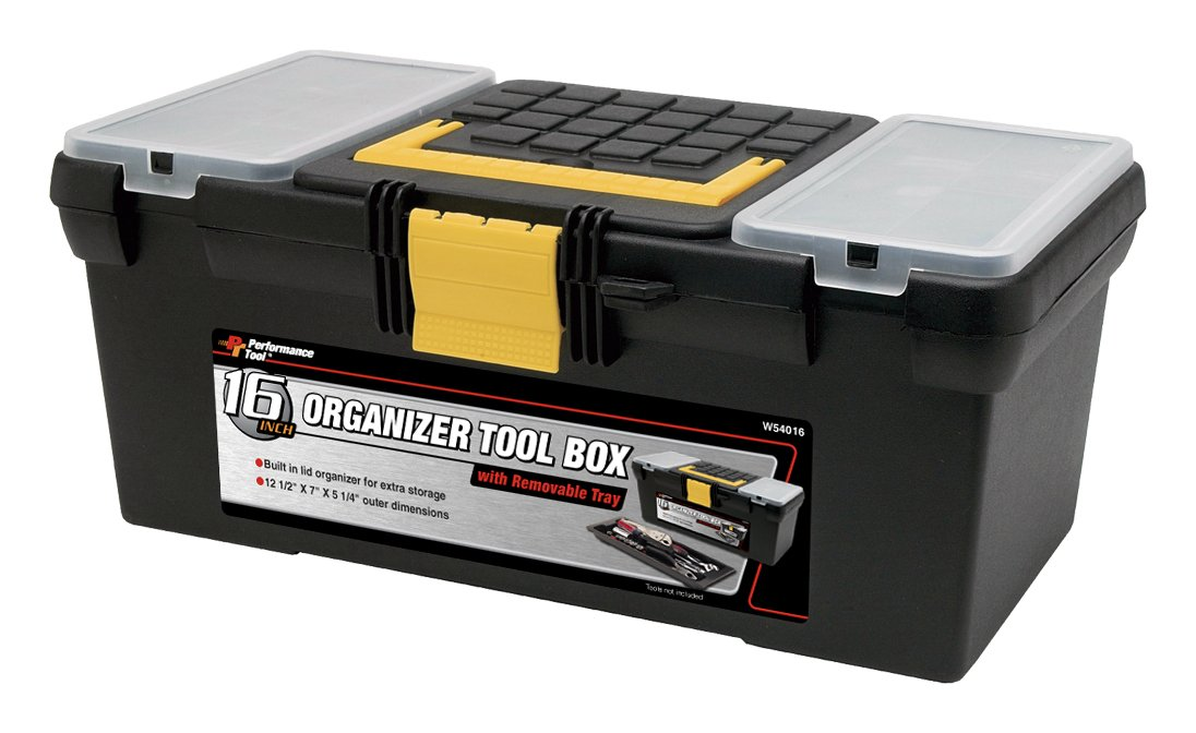 Performacne Tool W5188 Double Sided Plastic Organizer Performance Tool