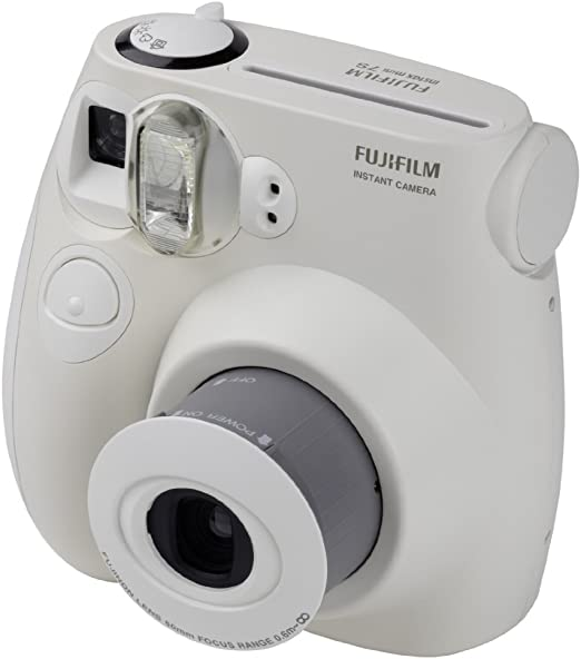 Fujifilm INSTAX MINI 7s White Camera product image 2