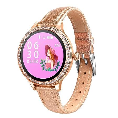 mbition Smartwatch Reloj de Pulsera de Mujer de Seguimiento ...