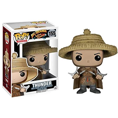 Funko POP Movies: Big Trouble in Little China - Thunder Action Figure: Funko Pop Movies: Toys & Games