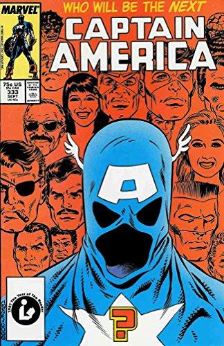 Captain America (1st Series) #333 VF/NM ; Marvel comic book
