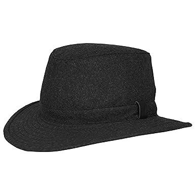 Tilley TTW2 Tec-Wool Hat Black 7   Insect Repellent Spray Bundle at ... 7ddc9c95254