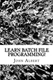 Learn Batch File Programming!