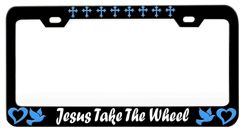 License Plate Frame for Women License Plate Frame for Girls Car Plate Frame for US