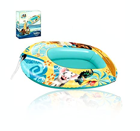 Disney Vaiana Barco de piscina de agua bote pequeño inflable ...