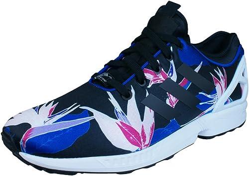 detailed look genuine shoes uk store procédés de teinture minutieux belle qualité baskets zx flux ...