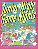 Junior High Game Nights, Keith Betts and Dan McCollam, 0310538114