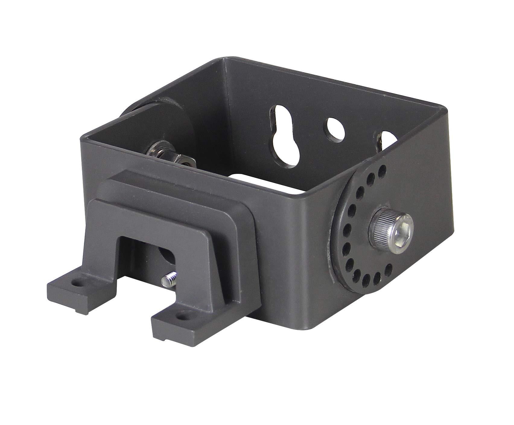Trunnion Mount Bracket for Kadision LED Parking Lot Light, Shoebox Adapter Street Light Mounting Accessories