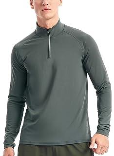 Hanes Sport ™ Men/'s Performance Quarter-Zip Sweat-shirt O5A09
