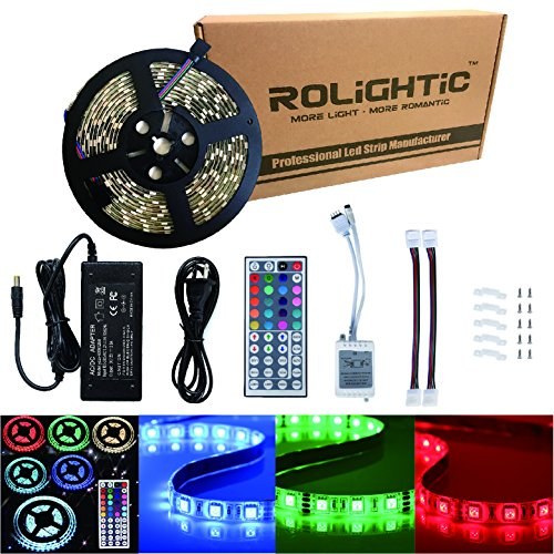 rolightic-5050-led-waterproof-flexible-strips-300leds-color-changing-rgb-smd5050-led-light-strip-kit