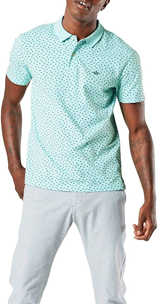 Dockers Men's Short Sleeve Easy-to-use Polo Our shop OFFers the best service