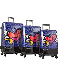 Heys 3 Piece Set, Britto Heart with Wings