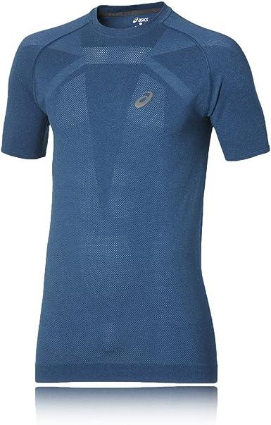 Asics Seamless T Shirt Mens | Running