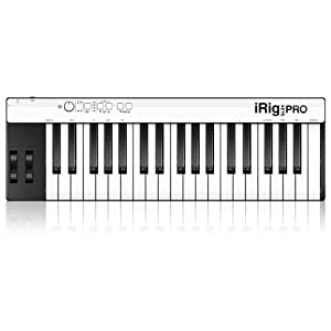 IK Multimedia iRig Keys Pro full-sized 37-key MIDI controller