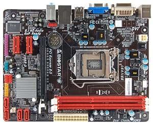 BIOSTAR H61MGC LGA 1155 Intel H61 Micro ATX Intel Motherboard