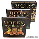 Mythology Trilogy: Greek Mythology - Norse Mythology - Egyptian Mythology Audiobook by Stephan Weaver Narrated by Bill Conway