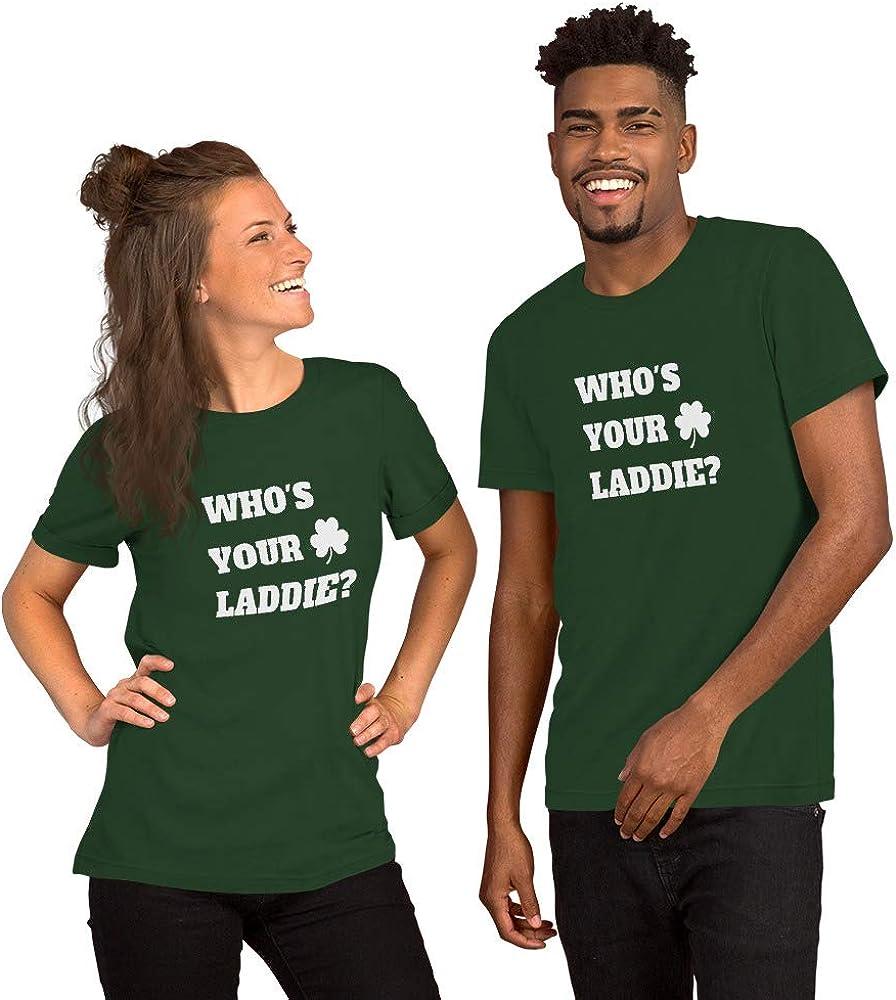 Aragon Alley Whos Your Laddie Short-Sleeve Unisex T-Shirt