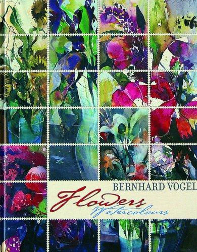 Flowers watercolours