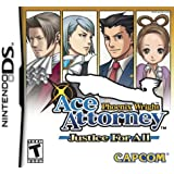 Phoenix Wright, Ace Attorney: Justice For All - Nintendo DS (Renewed)