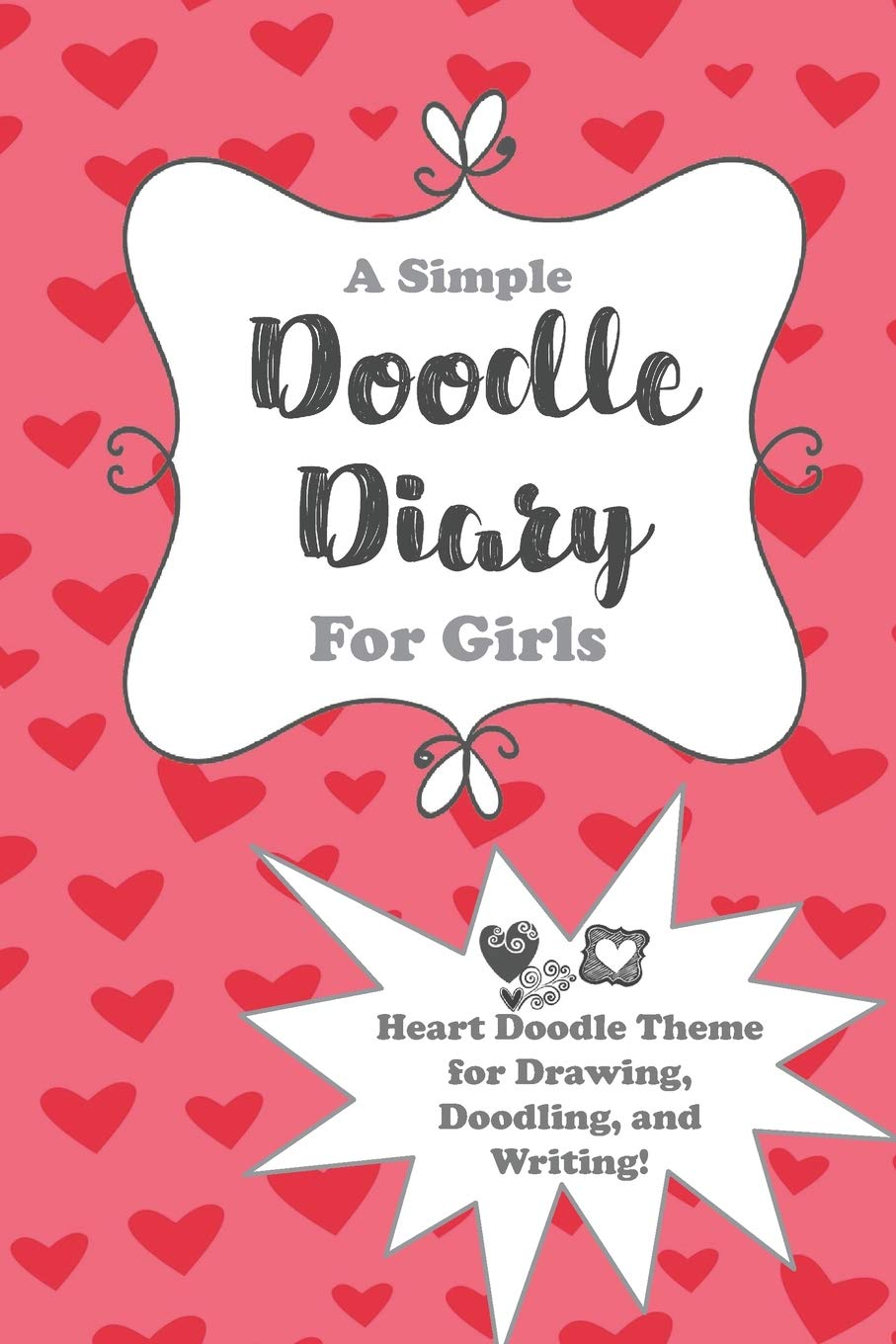 Buy A Simple Doodle Diary For Girls Draw Sketch And Write In This Heart Themed Notebook And Journal With Blank Drawing Pages Lined Pages And Dot Grid Pages Light Red Hearts Book Online,Landscape Design Courses