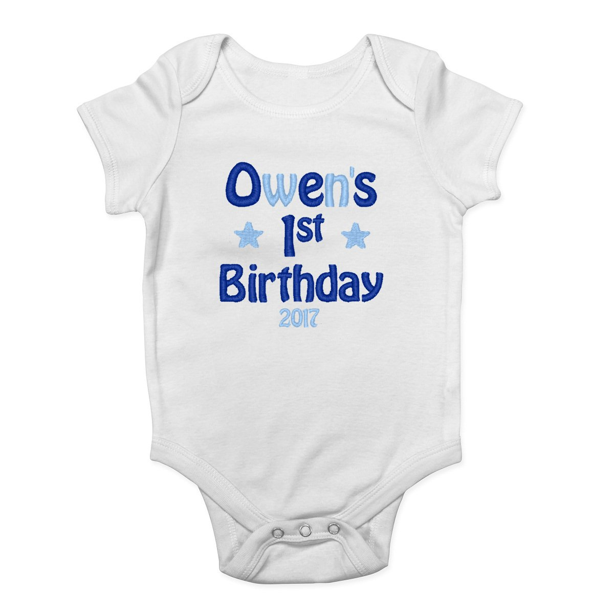 Boys Peter Rabbit Personalised Printed Babygrow//Bodysuit with your message