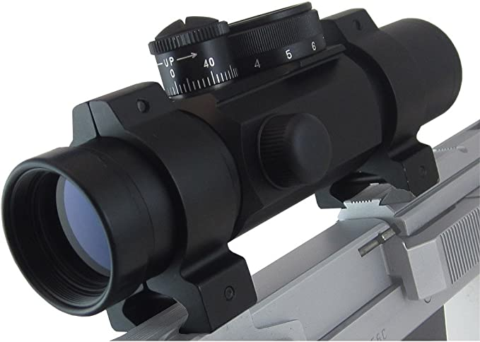 Ultradot Matchdot II Red Dot Sight - Easy to Use