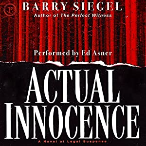 Actual Innocence Audiobook