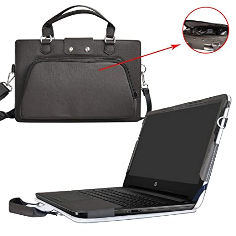 size 40 d7927 10eeb Google Pixelbook Case,2 in 1 Accurately Designed Protective PU Cover +  Portable Carrying Bag for 12.5