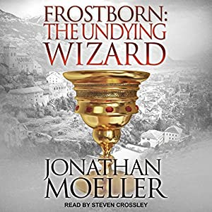 Frostborn: The Undying Wizard Audiobook