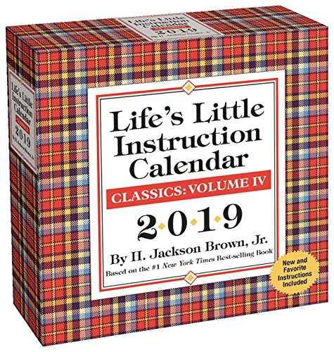 Life's Little Instruction 2019 Day-to-Day Calendar: Classics Volume ()