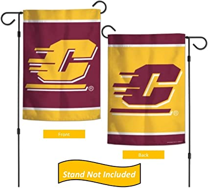Central Michigan Banner Flag CMU Double Sided