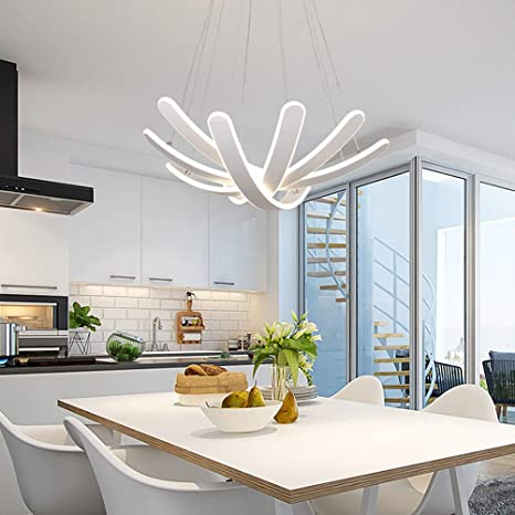 LED Dining Room Table Ceiling Chandelier Fixture Modern ...