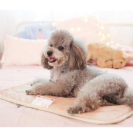Almohadilla de Mantas para Mascotas Ideal para Gatos Perros Cama para Dormir Cama Calefacción Gato Calefacción