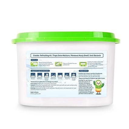 SUNNY HOME Moisture Absorber For Home. Odor Eliminator, Dehumidifier, And  Deodorizer For Closet