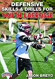 Championship Productions YXD-3869B Jason Breyo: Defensive Skills and Drills for Youth Lacrosse DVD