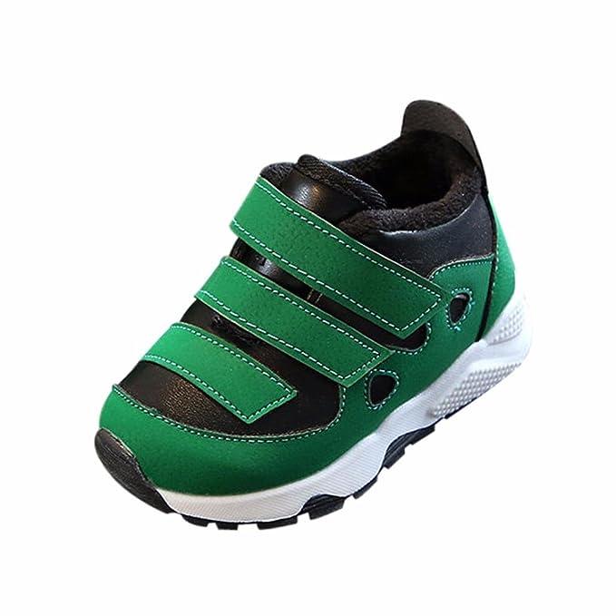 WINWINTOM Zapatos para Bebé, 2018 Unisex Niños Moda Zapatillas, Niños Moda Chicas Chicos Deporte Sneaker Bebé Casual Zapatos(1-3T): Amazon.es: Ropa y ...