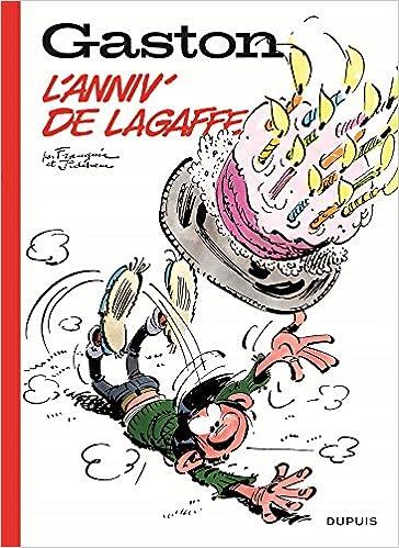 Gaston hors-série 60 ans - tome 1 - Lanniv de Lagaffe