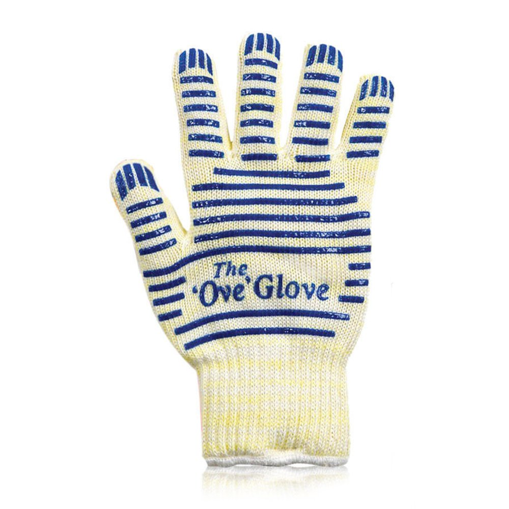 Oven Glove Heat Resistant Cooking Gloves for Cooking,BBQ,Grill,Baking(Set of 2)